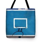Basketball Backboard Tote Bag