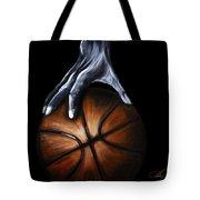 Basketball Legend Tote Bag