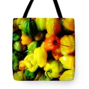 Basketful Of Hotties Tote Bag