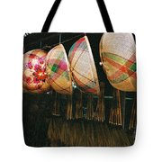 Baskets And Brooms Tote Bag