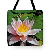Basking In The Sunshine Tote Bag