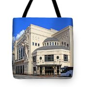 Bass Hall 5480mxx Tote Bag