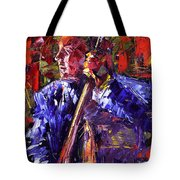 Bass Walk-up Tote Bag