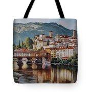Bassano Del Grappa Tote Bag
