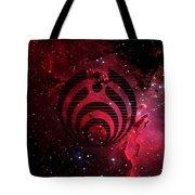 Bassnectar Galaxy Nebula Tote Bag