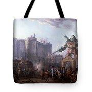 Bastille Tote Bag
