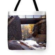 Bastion Falls Bridge 2 Tote Bag