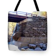 Bastion Falls Bridge 3 Tote Bag
