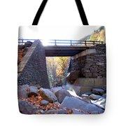 Bastion Falls Bridge 5 Tote Bag