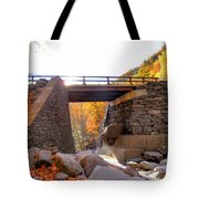 Bastion Falls Bridge 6 Tote Bag