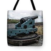 Bastion Gun Tote Bag