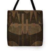 Bat Brown  Tote Bag