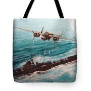 Bat Outta Hell Tote Bag