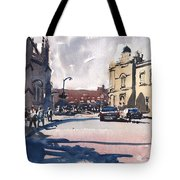 Bath Cathedral Tote Bag