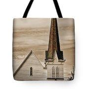 Bath Congregational Church Tote Bag