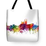 Bath England Cityscape 06 Tote Bag