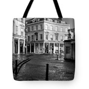 Bath Spa Tote Bag by Trevor Wintle