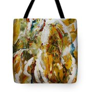 Bathed In Gold Tote Bag