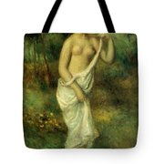 Bather 1887 1 Tote Bag