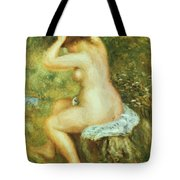 Bather Is Styling 1890 Tote Bag