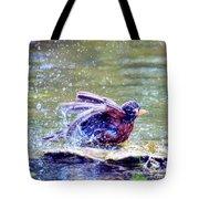 Bathing Beauty Tote Bag
