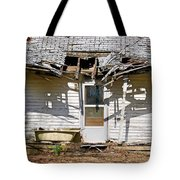 Bathing With A View Tote Bag
