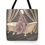 Bathroom Tote Bag
