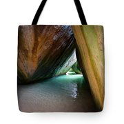 Baths At Virgin Gorda Tote Bag