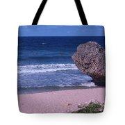 Bathsheba Beach Barbados Tote Bag