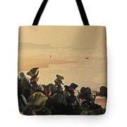 Bathsheba Beach Walk Tote Bag