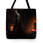 Batman Arkham Origins Tote Bag