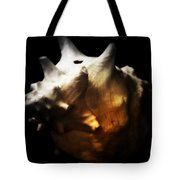 Battered Conch  Tote Bag