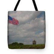 Battle Flag Tote Bag