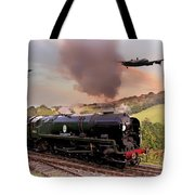 Battle Of Britain Class Tote Bag