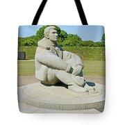 Battle Of Britain Memorial Tote Bag