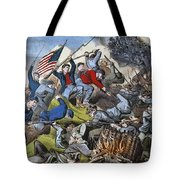 Battle Of Chattanooga 1863 Tote Bag