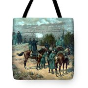 Battle Of Chattanooga Tote Bag