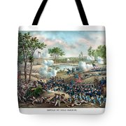 Battle Of Cold Harbor Tote Bag