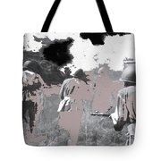 Battle Of Kursk Advancing Soviet Soldiers 1942 Color Added 2016 Tote Bag
