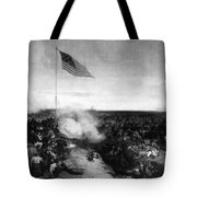 Battle Of New Orleans Tote Bag
