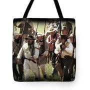 Battle Of San Jacinto Tote Bag