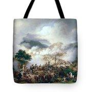 Battle Of Somo Sierra Tote Bag