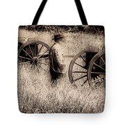 Battle Ready - Gettysburg Tote Bag