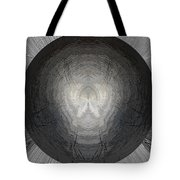 Battlefield Within Tote Bag