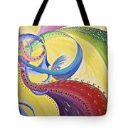 Baubles N Bows Tote Bag