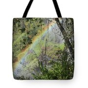 Beauty In The Rainforest Tote Bag