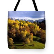 Bavarian Alps 2 Tote Bag