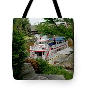 Bavarian Belle Rocks Tote Bag