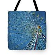 Bavarian Fairy Wheel Tote Bag