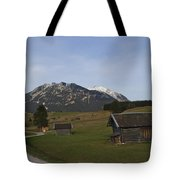 Bavarian Valley Tote Bag